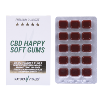 CBD HAPPY SOFT GUMS